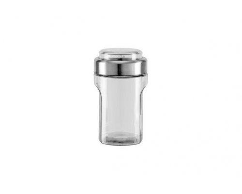 Ёмкость для сыпучих продуктов с мерным стаканом, 1,55 л NADOBA серия PETRA