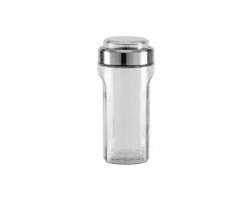 Ёмкость для сыпучих продуктов с мерным стаканом, 1,15 л NADOBA серия PETRA