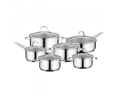 Набор посуды для приготовления Comfort BergHOFF 12 предметов