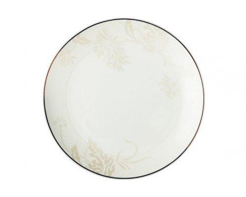 Royal Aurel Хризантема тарелка плоская 20 см 1 шт.