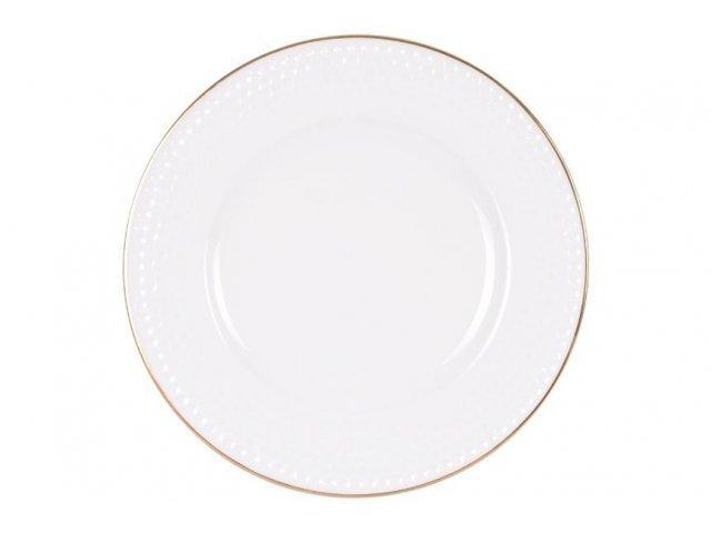Royal Aurel Гольф тарелка плоская 25 см 1 шт.