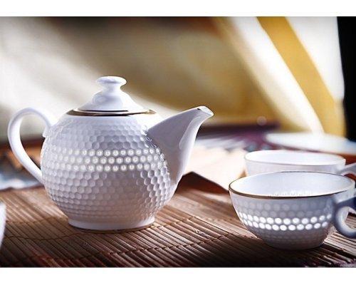 Подарочный сервиз чайный Гольф на 6 персон