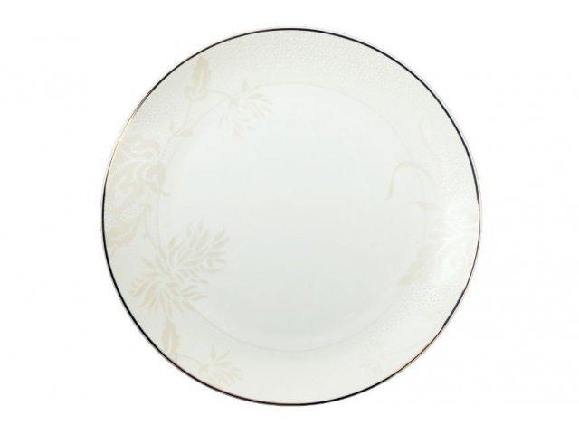 Royal Aurel Хризантема тарелка плоская 25 см 1 шт.