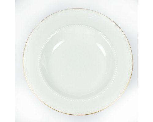 Набор 6 тарелок глубоких 24cm Nikko Жемчужный виноград