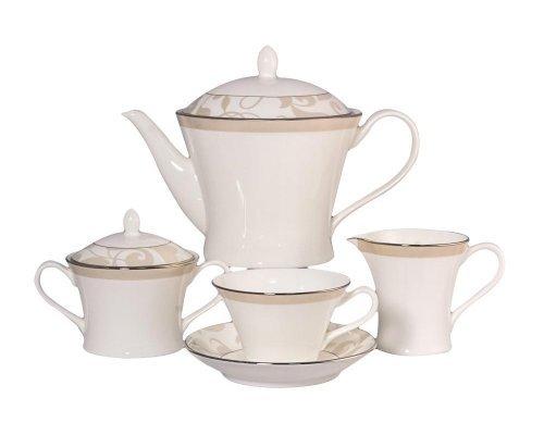 Сервиз чайный Narumi Венеция на 6 персон 17 предметов