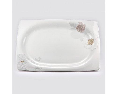 Блюдо прямоугольное 39см Файналей Royal Fine China