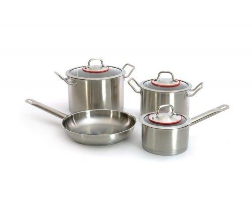 Набор посуды из нержавеющей стали 7 предметов Hotel BergHOFF