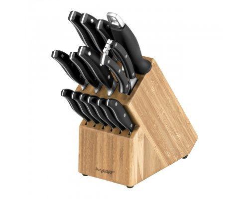 Набор кованных ножей Essentials BergHOFF 15 предметов