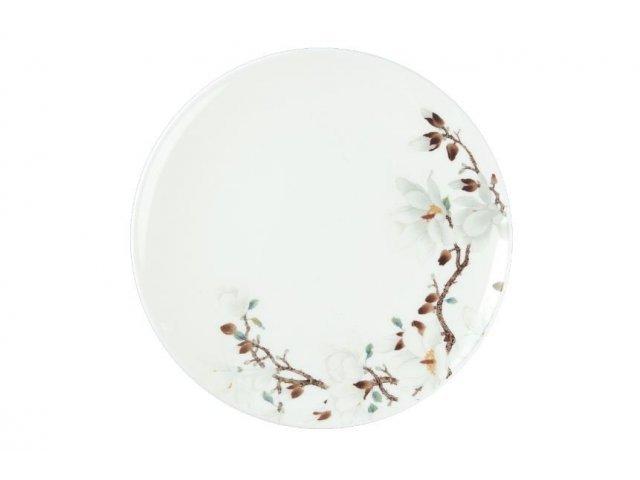 Royal Aurel Магнолия тарелка плоская 20 см 1 шт.