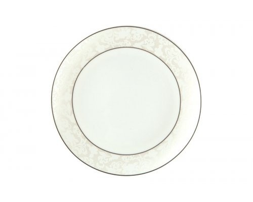 "Набор тарелок Royal Aurel ""Пион белый"" 10""/25 6 шт арт. 605"