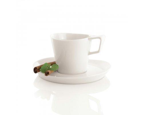 Набор 2шт чашек для чая с блюдцем 0,24л Eclipse