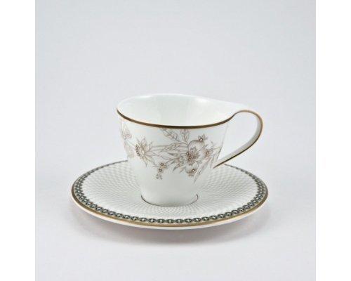 Набор 6 кофейных пар Royal Fine China 100мл