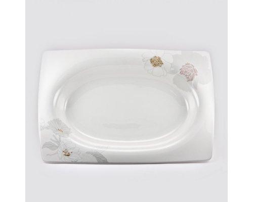 Блюдо прямоугольное 32см Файналей Royal Fine China
