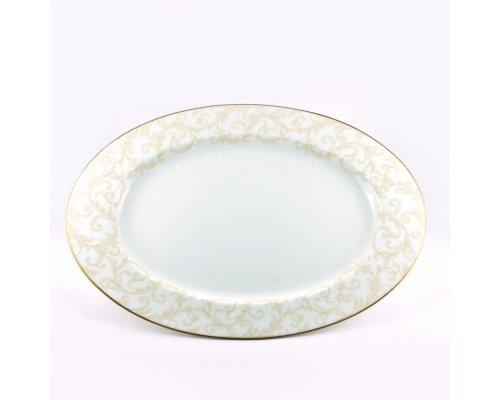 Блюдо овальное Narumi Версаль 43 см
