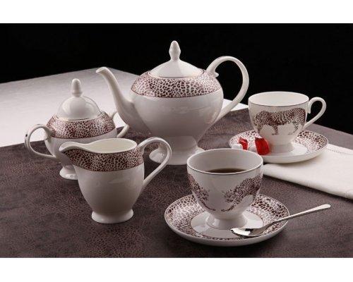"Чайный сервиз Royal Aurel ""Сафари"" на 6 персон арт. 122"