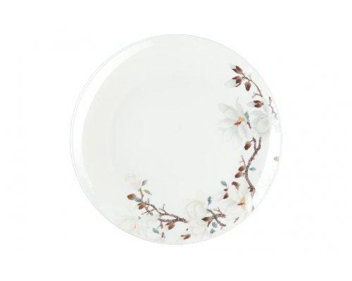 Royal Aurel Магнолия тарелка плоская 25 см 1 шт.