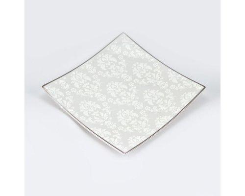 Набор 6 тарелок 16см Париж Royal Bone China