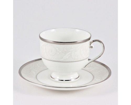 Набор 6 чайных пар 220мл Narumi Ноктюрн