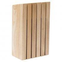 Подставка для хранения ножей деревянная Ron BergHOFF