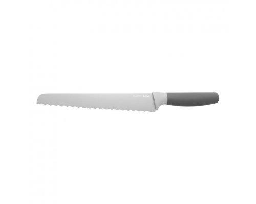 Нож для хлеба 23см BergHOFF Leo (серый)