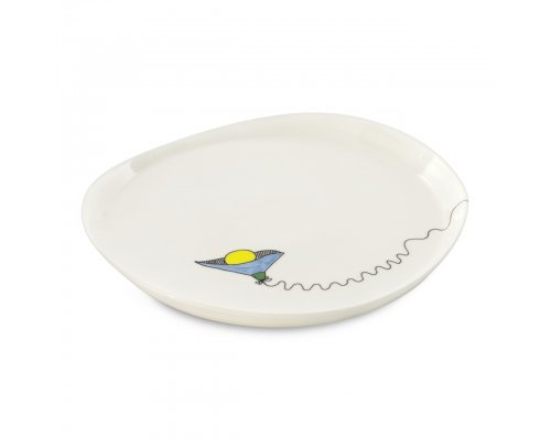 Набор 2пр тарелок круглых 25см Eclipse ornament