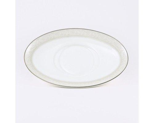 Блюдце под соусник Nikko Арабеска 224*147*25