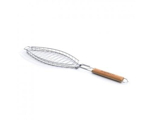 Решетка гриль для рыбы BergHOFF 67*14,5*2,5см