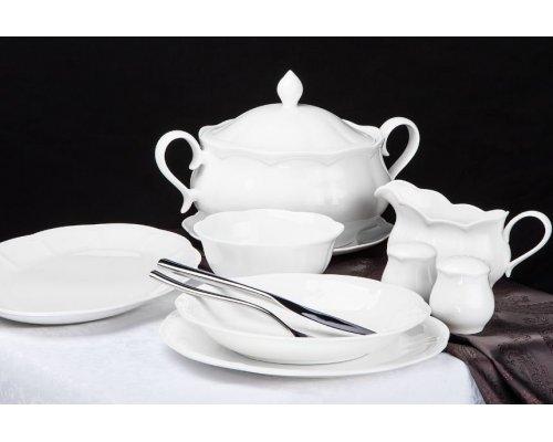 """Столовый сервиз Royal Aurel """"Тюльпан"""" арт.450, на 29 предметов"""