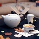 Заварочный чайник Lover by Lover BergHoff 1,2 л белый