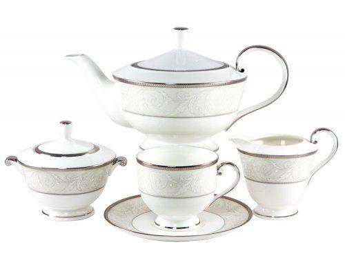 Сервиз чайный Narumi Ноктюрн на 6 персон 17 предметов