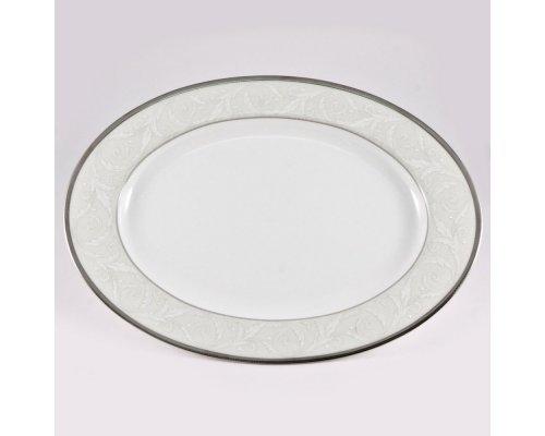 Блюдо овальное 38см Narumi Ноктюрн