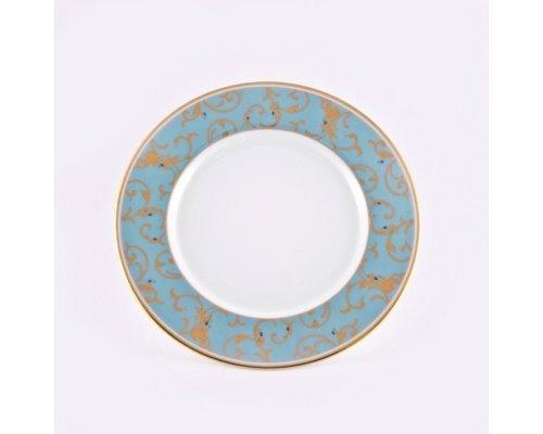 Набор 6 тарелок 165см Narumi Престиж (Anatolia Blue)
