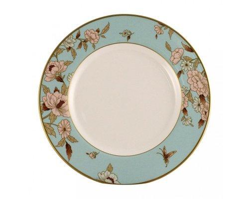Набор 6 тарелок 22,5 см Narumi Мирей  (Mirei Blue)