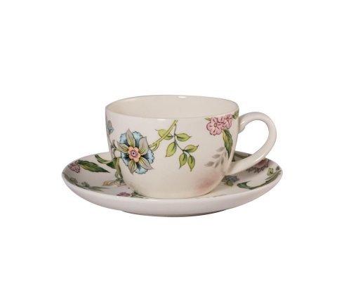 Набор 6 чайных пар 250мл Прованс Royal Fine China
