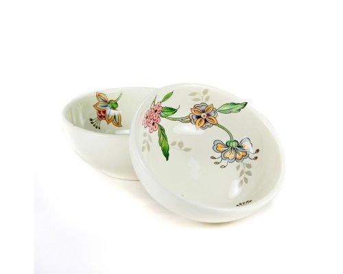 Набор из 2-х салатников 12см Прованс Nuova Ceramica s.n.c.