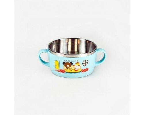 Чашка малая с двумя ручками Moka&Rose Sestesi 0.25 л для детей