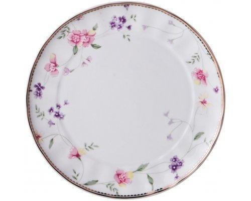 Набор тарелок 24см 6шт Алиса (кор=12наб)