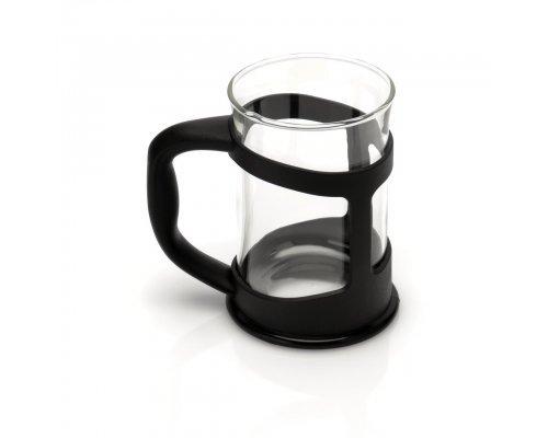 Набор 2пр чашек 0,2л (черные) Studio