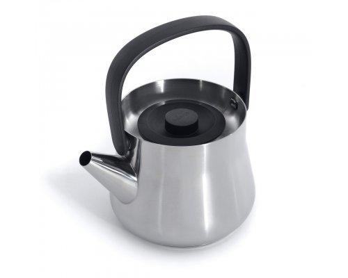 Чайник заварочный с ситечком объемом 1л (металл) Ron