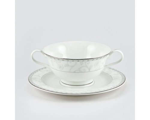 Бульоная пара 035л Жизель Royal Bone China