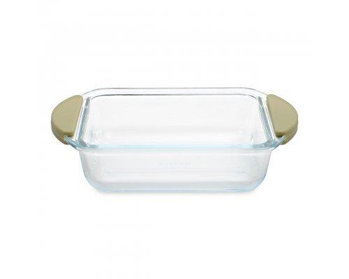 Блюдо для запекания стеклянное маленькое CollectAndCook BergHOFF (21,5*15*5,5см 0,7л)
