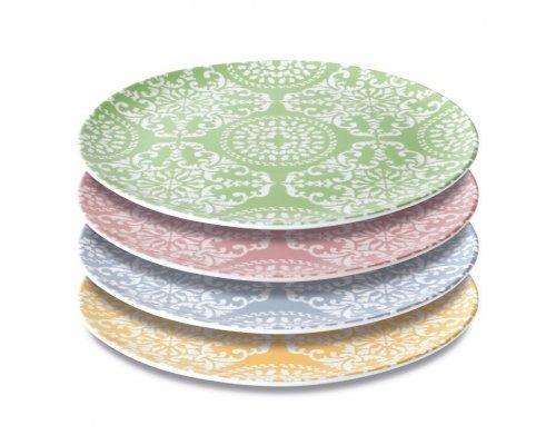 Набор тарелок декоррированных 30см Essentials BergHOFF