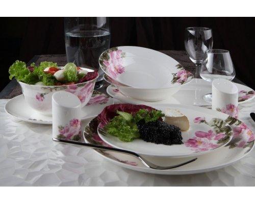 Столовый сервиз Дикая роза Royal Aurel на 6 персон 27 предметов