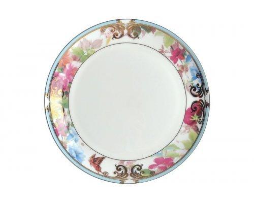 "Набор тарелок Royal Aurel ""Цветущий сад"" 10""/25 6 шт арт. 625"