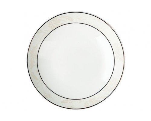 Royal Aurel Хризантема тарелка глубокая 20 см 1 шт.