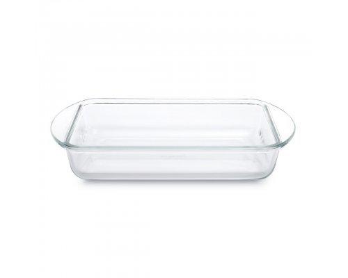Блюдо для запекания стеклянное 30*17,5*5см 1,5л Studio
