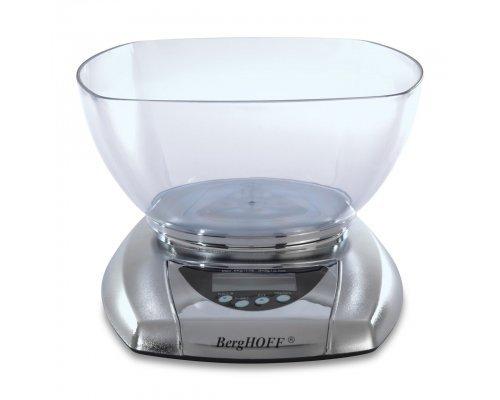 Весы электронные кухонные с чашей Studio