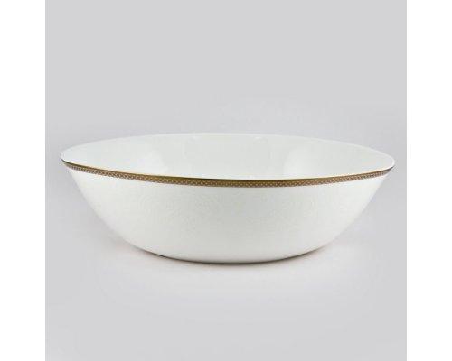Салатник Золотая вышивка Royal Bone China 215*275см