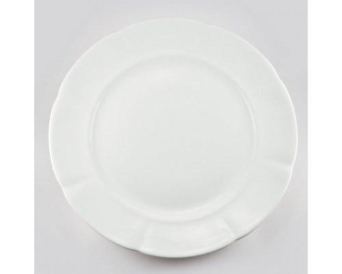 Набор из 6 тарелок подстановочных 27см White Royal Fine China
