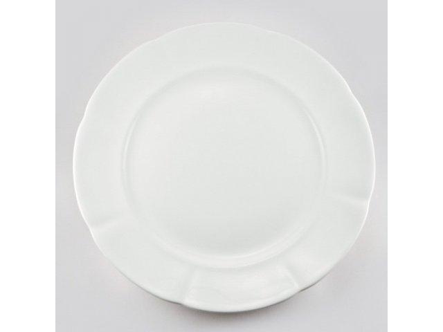 Набор из 6 тарелок подстановочных 27 см White Royal Fine China